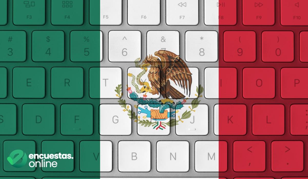 Encuestas pagadas México